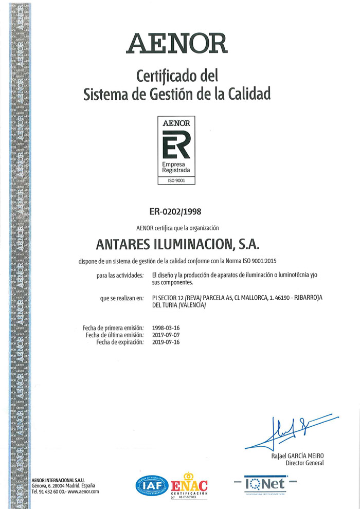 Downloads | Certificates | Flos