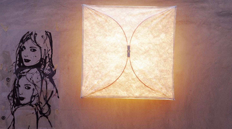Plafoniera Flos Moni : Ariette wall ceiling flos