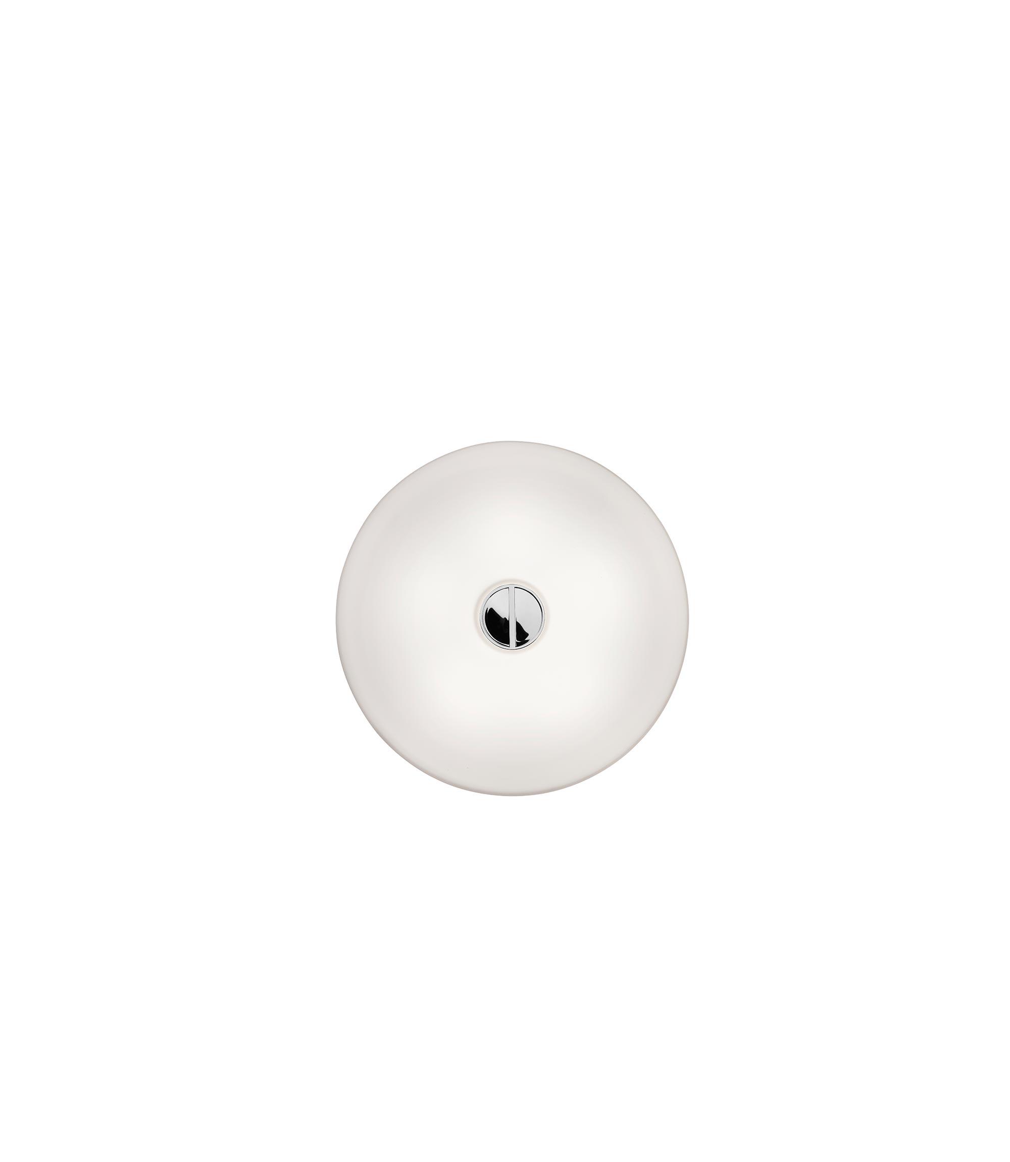 Button ceiling wall lissoni flos F3190009 product still life big 1