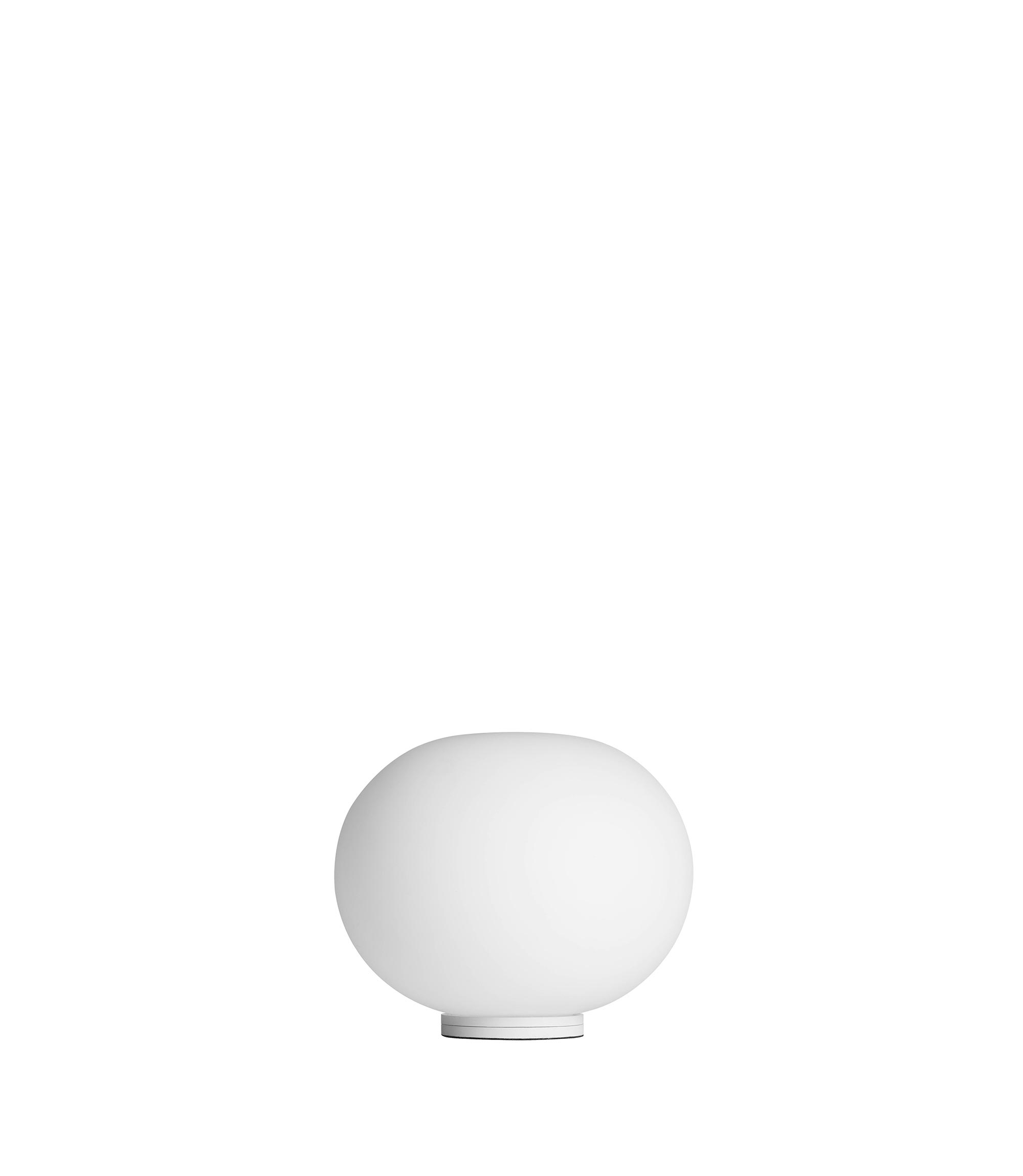 Glo ball basic table zero switch morrison flos F3331009 product still life big