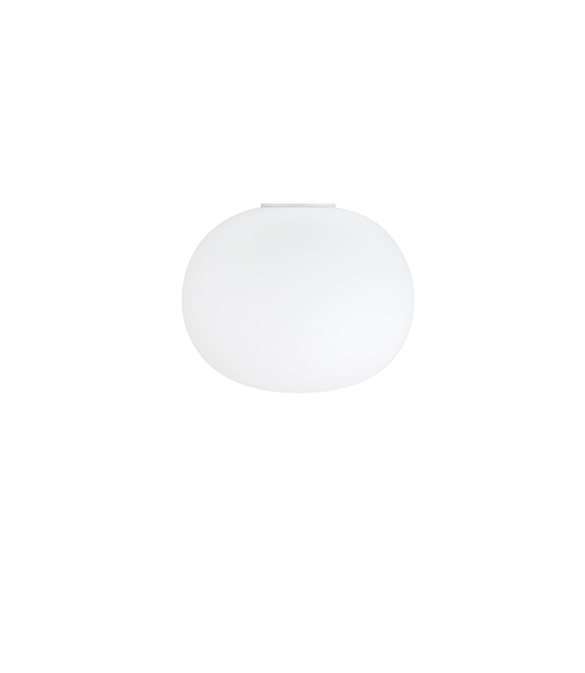 Glo ball ceiling wall 2 morrison flos F3028000 product still life big 1