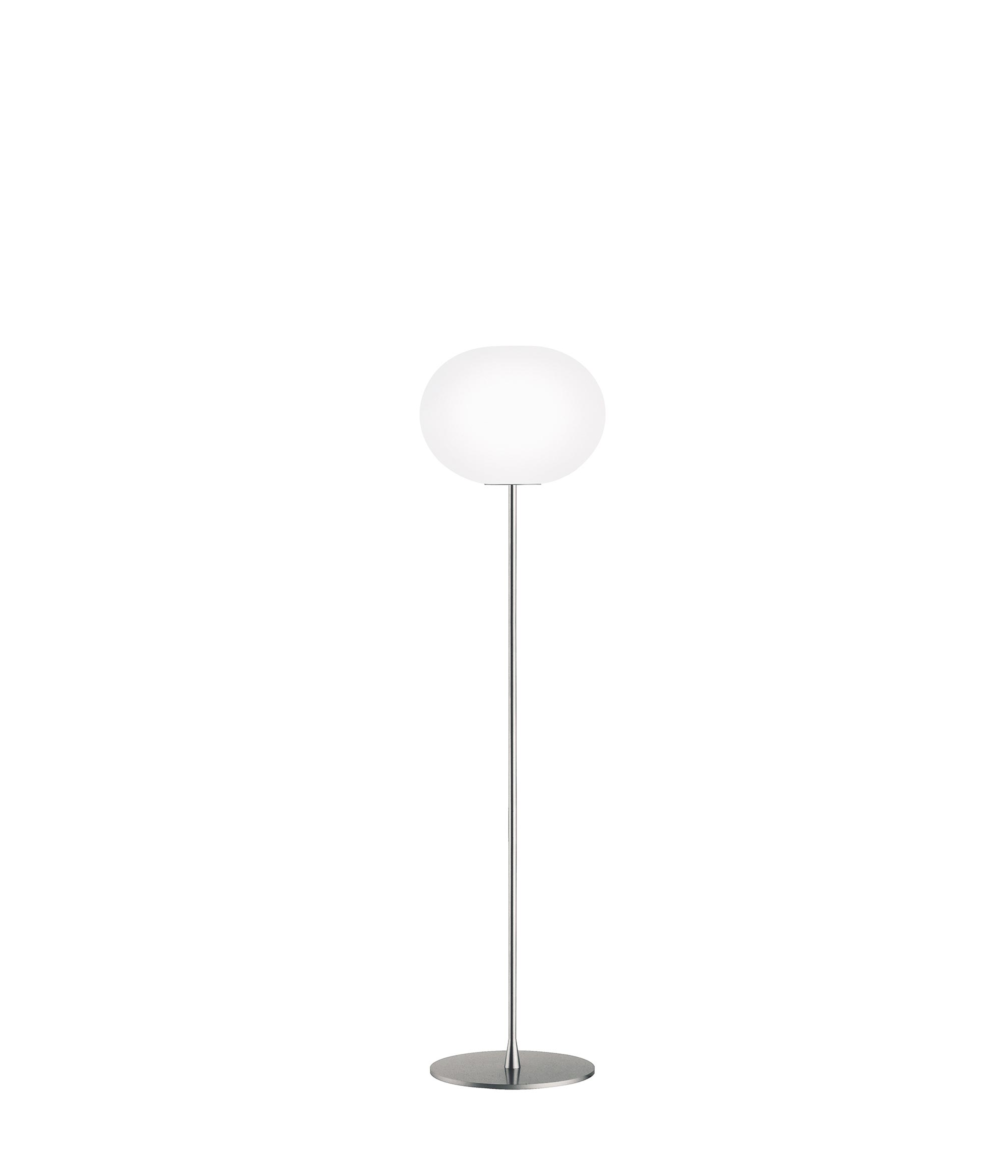 Glo ball floor 2 morrison flos F3030000 product still life big