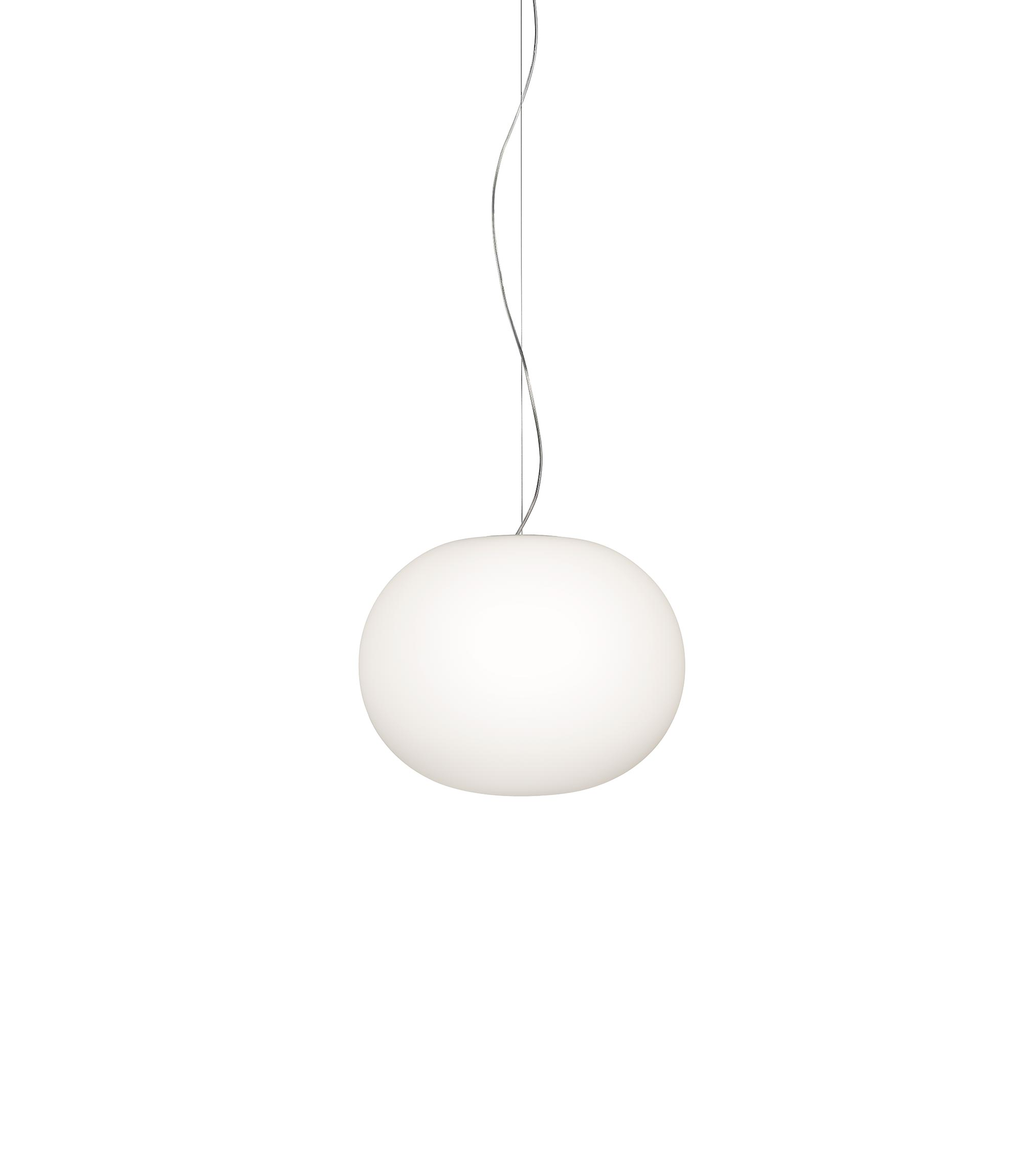 Glo ball suspension 2 morrison flos F3010061 product still life big