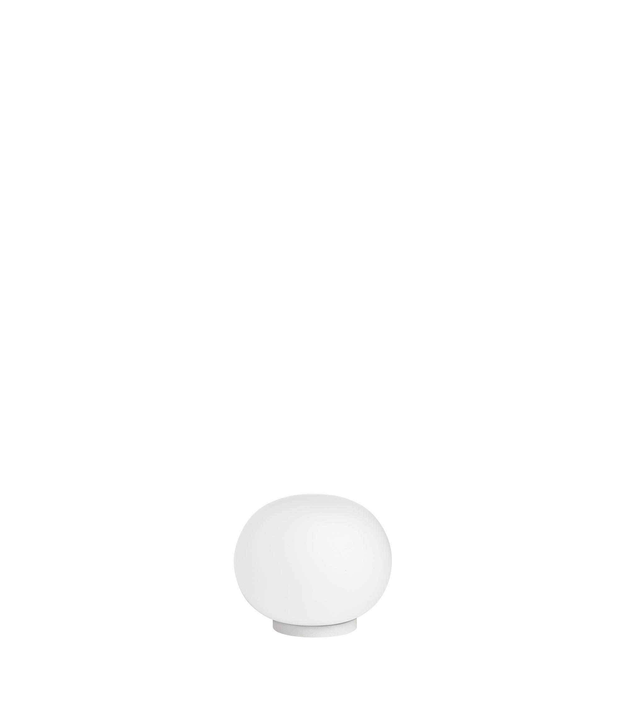 Glo ball table mini morrison flos F4191009 product still life big 1