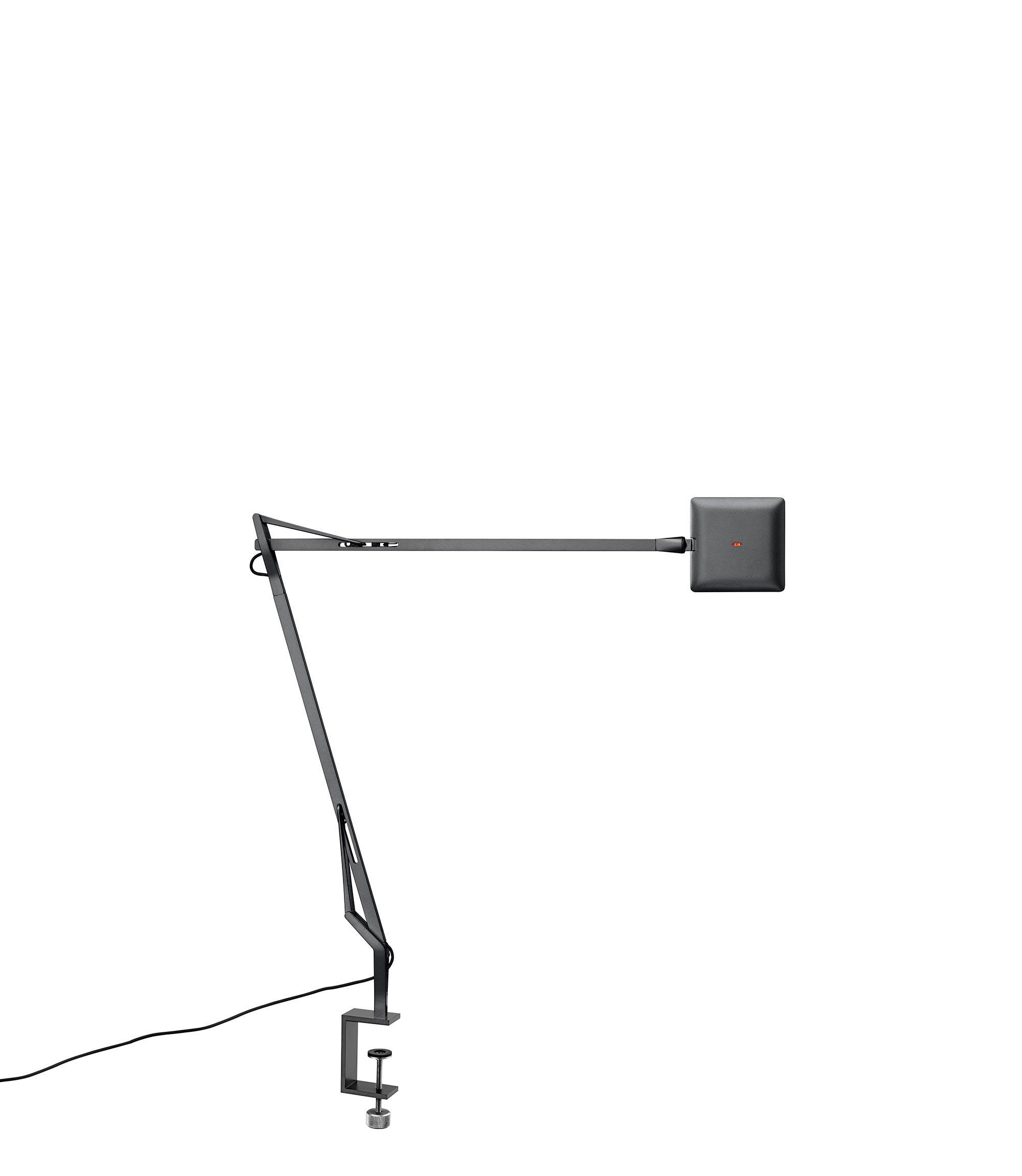 Kelvin edge table clamp citterio flos F3460033 product still life big