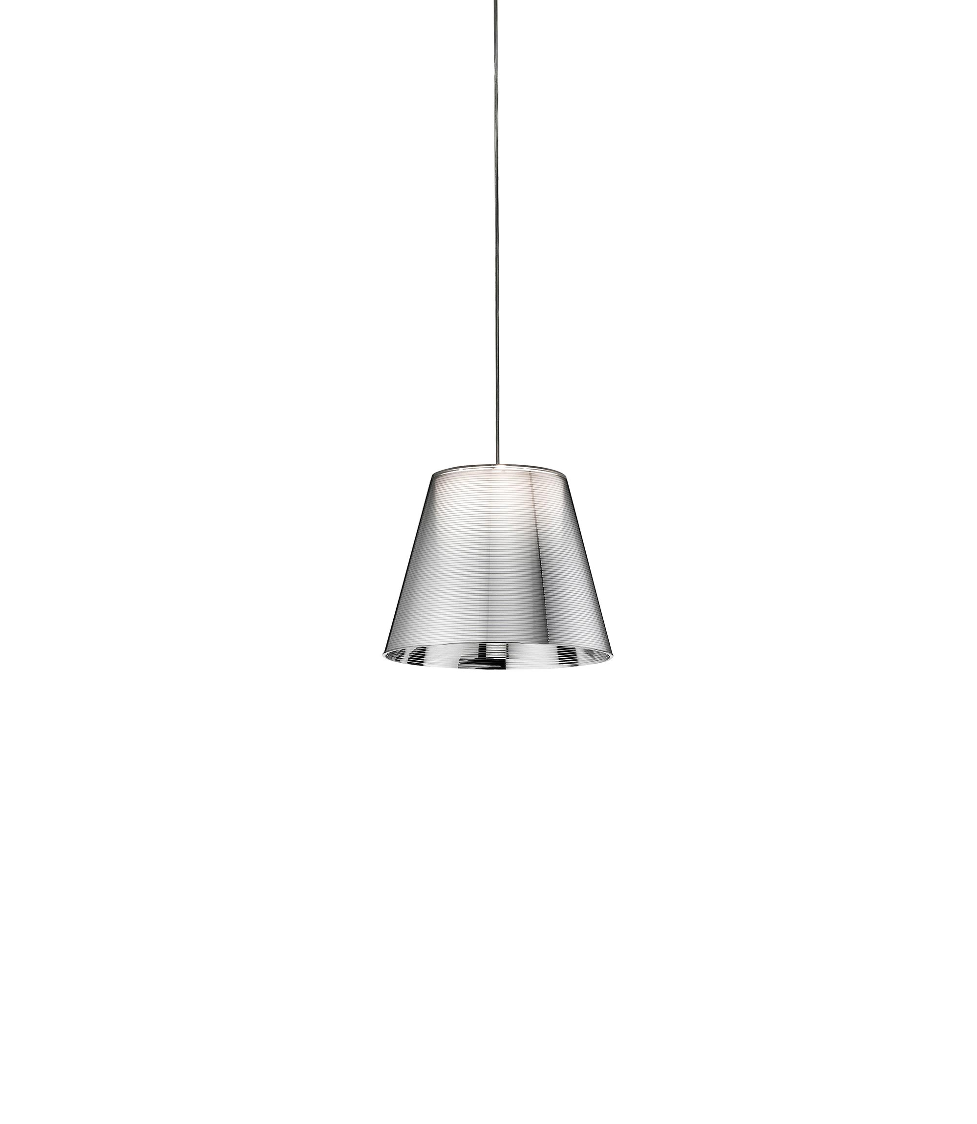 Ktribe suspension 1 starck flos F6256000 product still life big