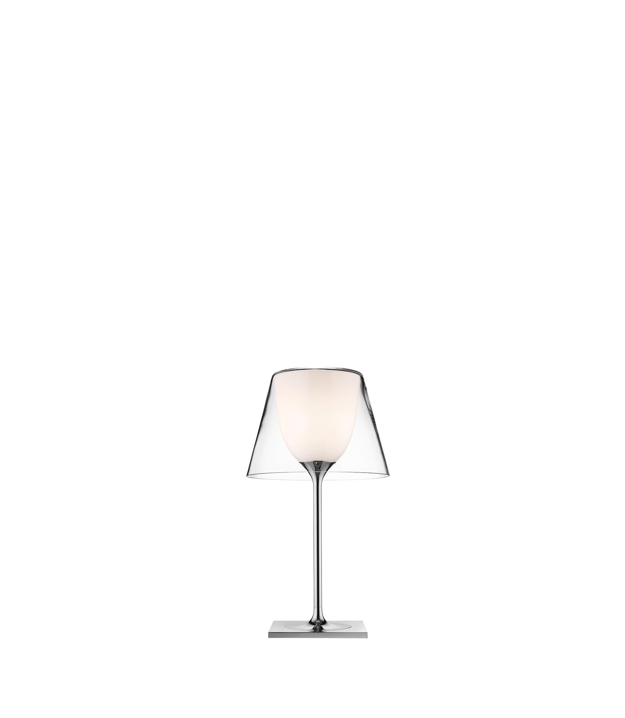 Ktribe table 1 glass starck flos F6281000 product still life big 1
