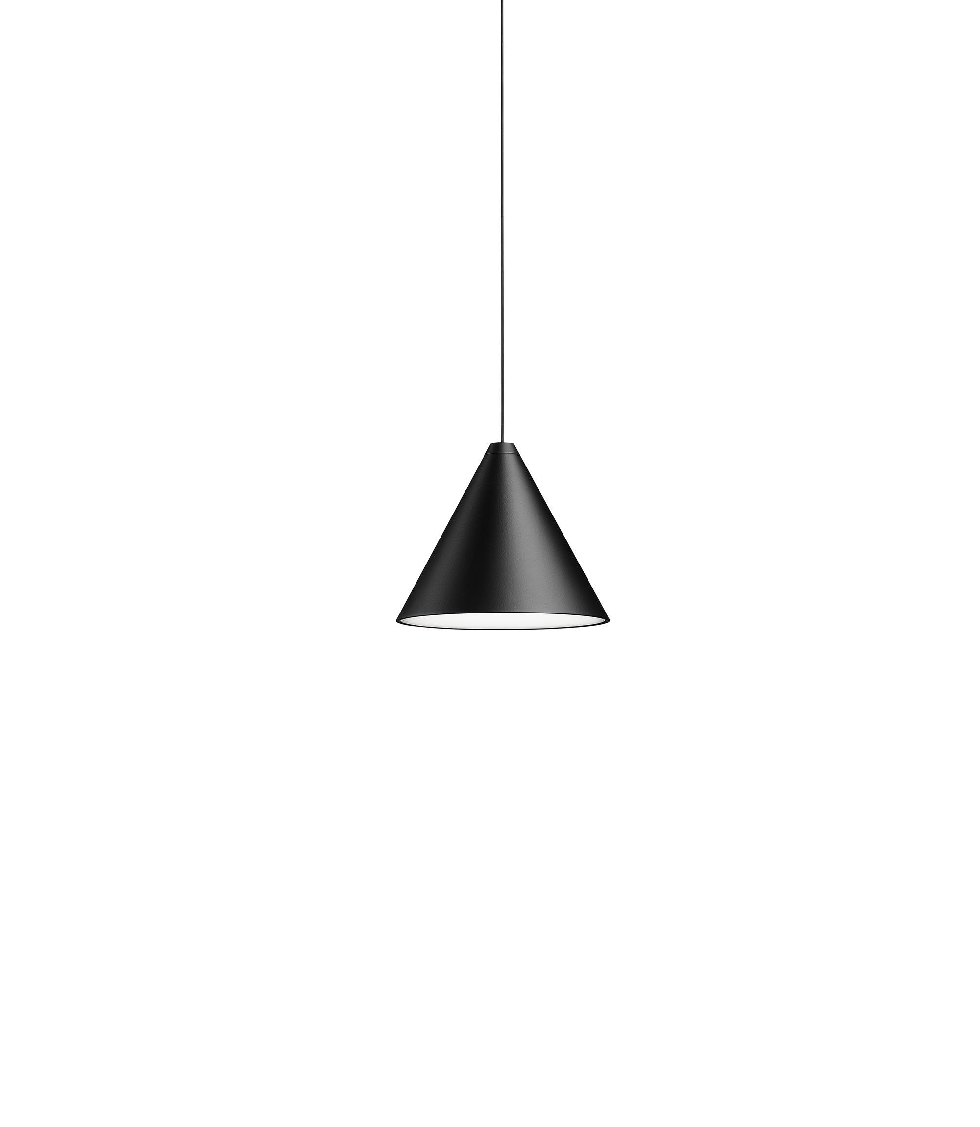 String light suspension cone anastassiades flos F6491030 product still life big