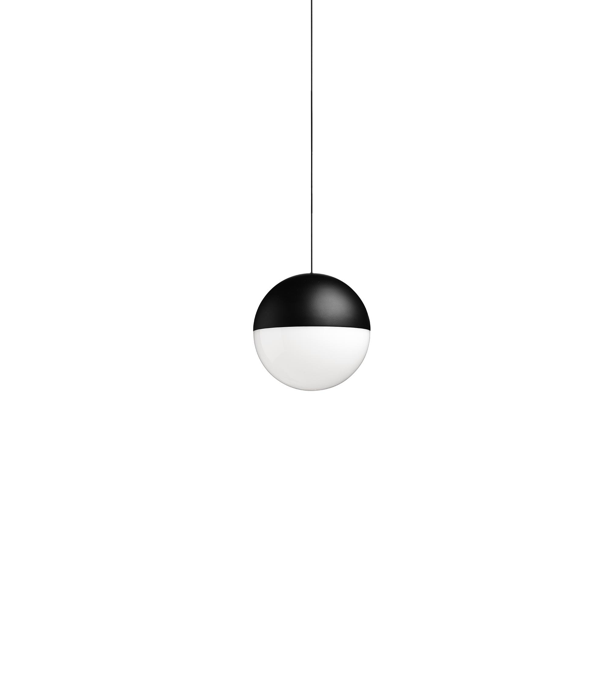 String light suspension sphere anastassiades flos F6490030 product still life big