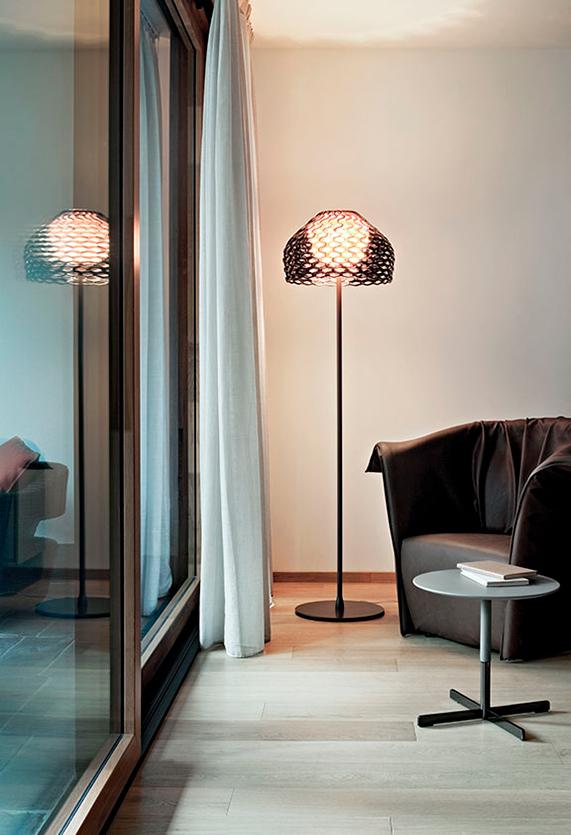Tatou Floor lamp | Floor | Flos