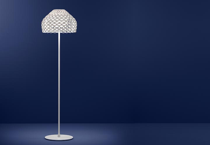Tatou Floor Lamp Flos