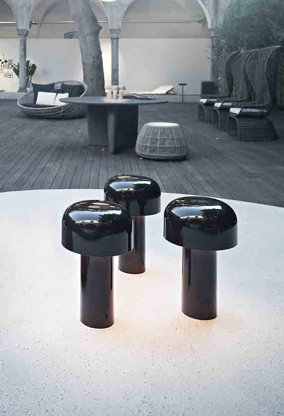 Bellhop Table Products Flos
