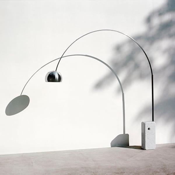 Arco lamp | Floor | Flos