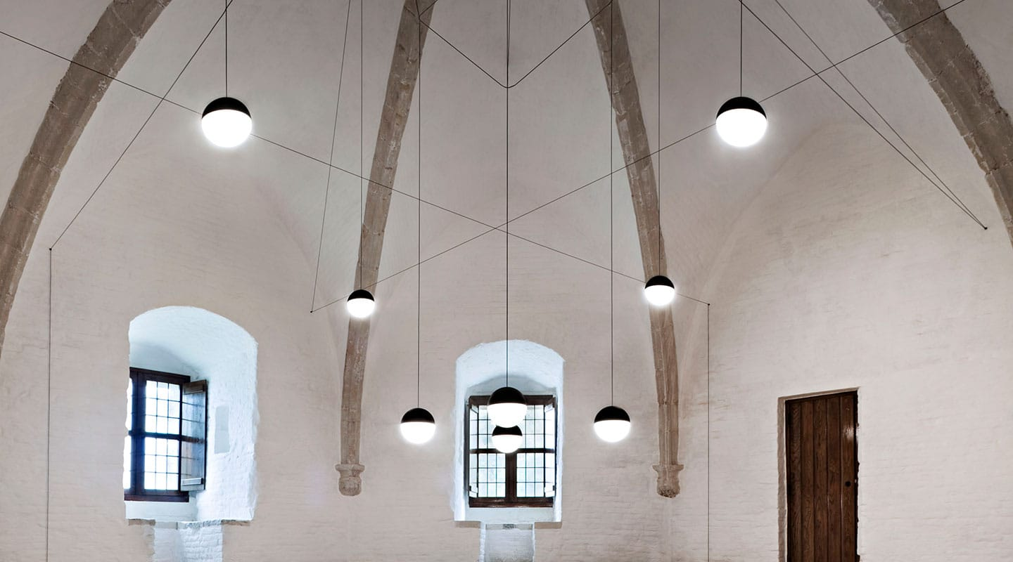 String Lights By Michael Anastassiades Flos