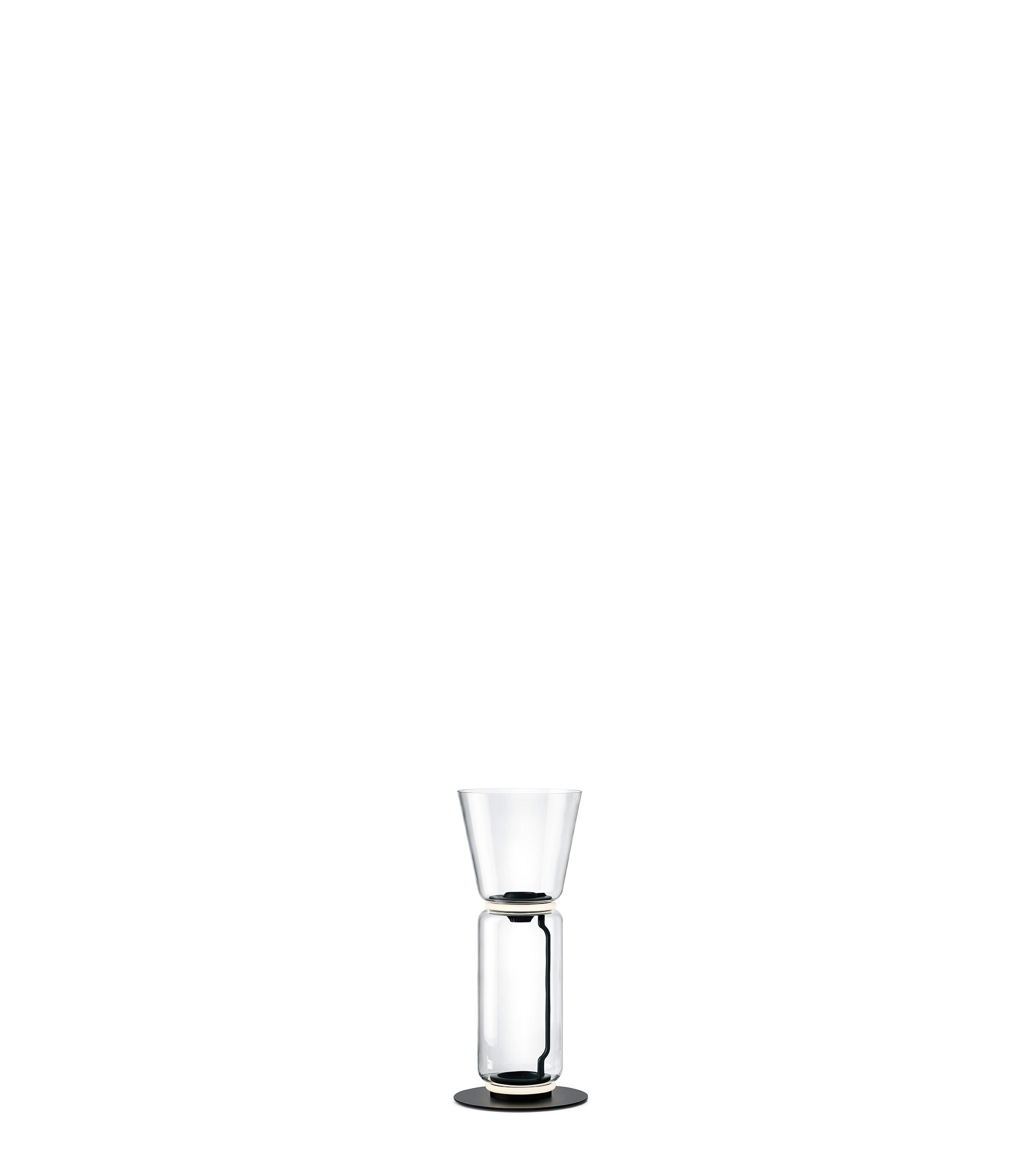 Noctambule floor 1 high cylinders and cone small base grcic flos F0265000 product still life big