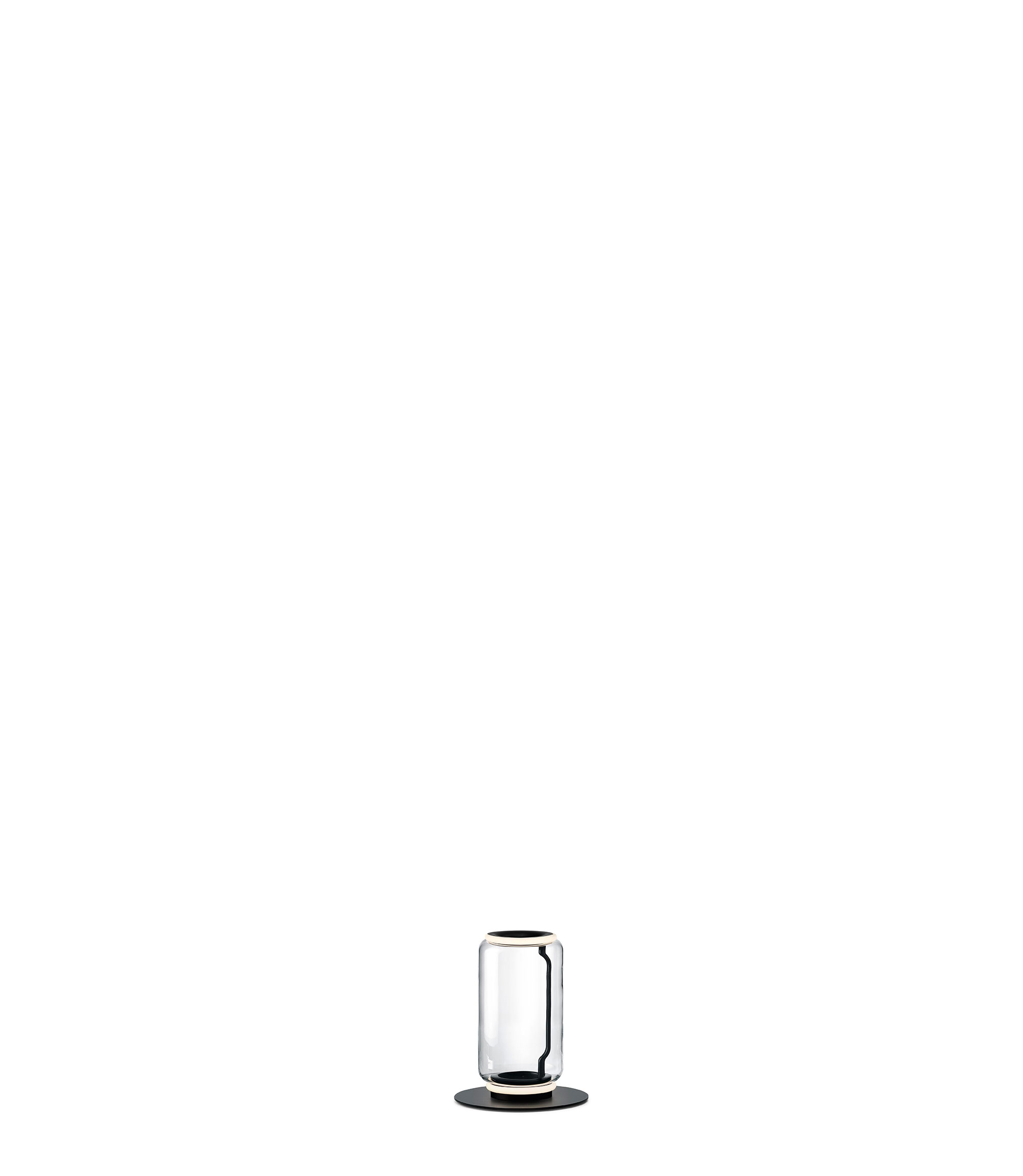 Noctambule floor 1 low cylinders small base grcic flos F0288000 product still life big