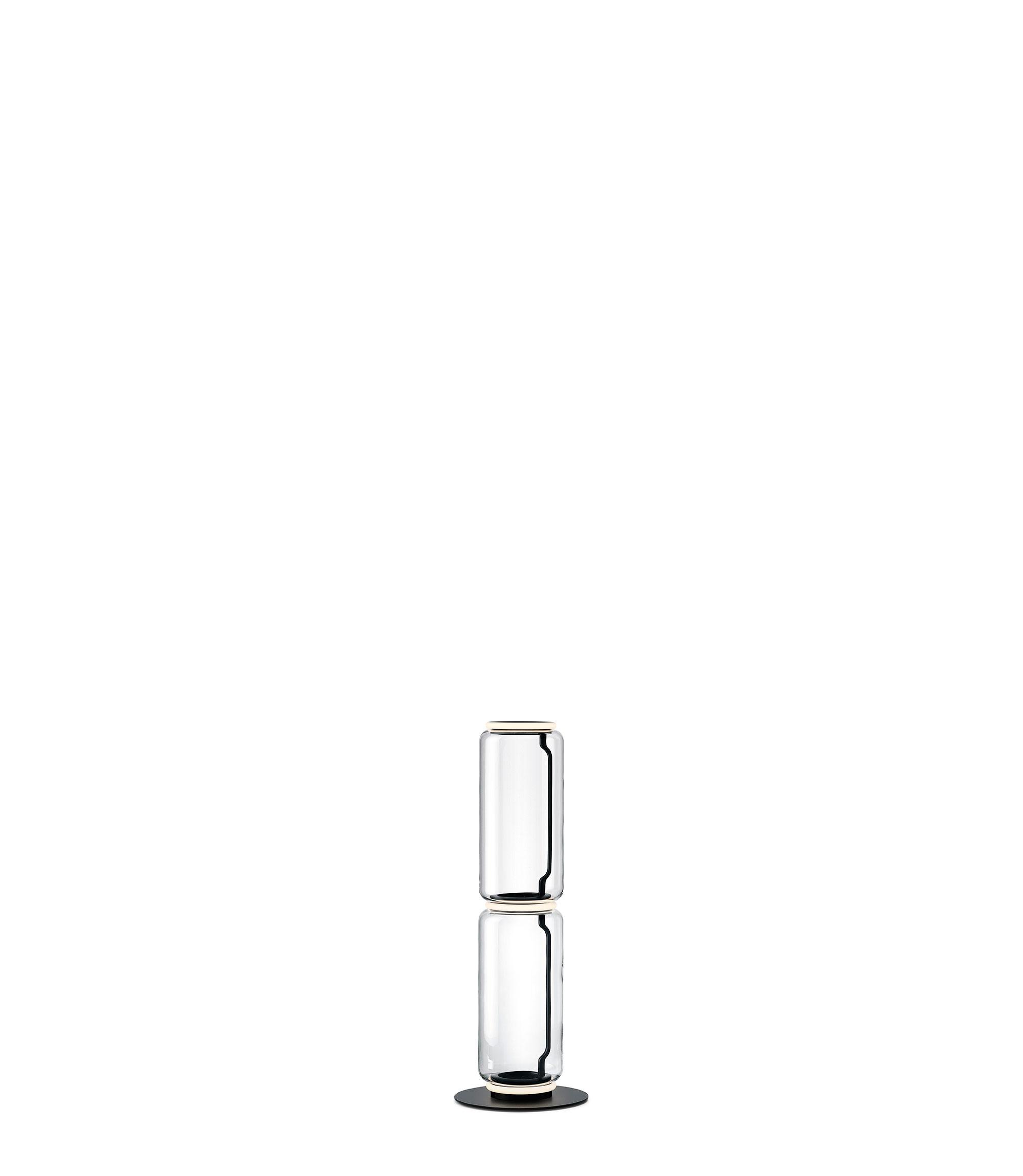 Noctambule floor 2 high cylinders small base grcic flos F0286000 product still life big